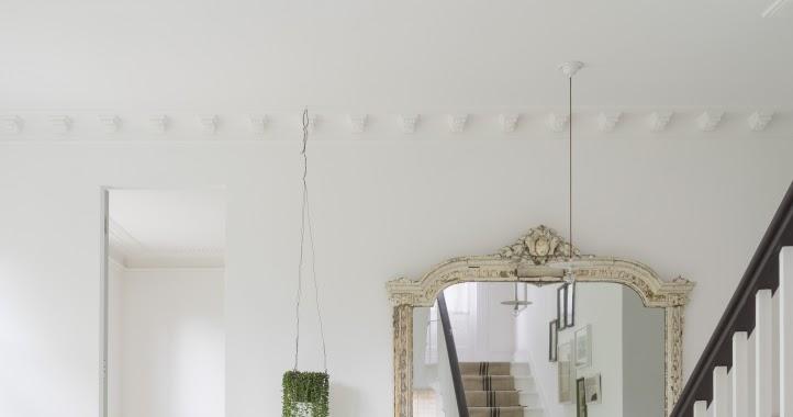 art et v g tal dans une maison anglaise. Black Bedroom Furniture Sets. Home Design Ideas