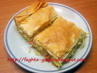Μακαρονόπιτα με μπεσαμέλ - από «Τα φαγητά της γιαγιάς»