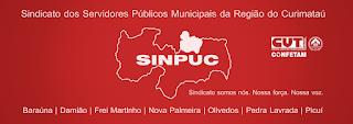 SINPUC convoca servidores de seis municípios para assembleia geral extraordinária