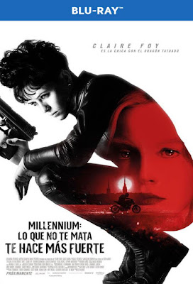 The Girl in the Spider's Web 2018 BD25 Latino