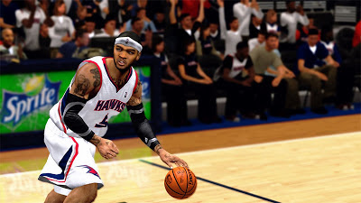 NBA 2K13 Josh Smith Player Update