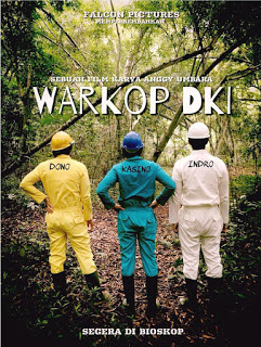 Download Warkop DKI Reborn 2016 TVRip Ganool Movie