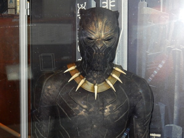 Erik Killmonger mask Black Panther