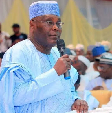 atiku selfish presidential ambition
