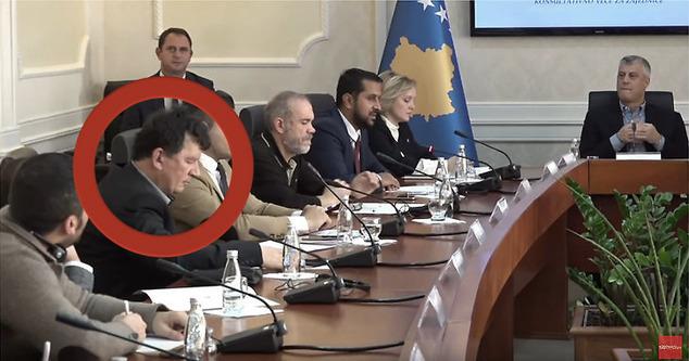 #Živojin #Ćirković #Gračanica #Kosovo #Metohija #Srbija #Izdaja #Administrativni #Prelaz #Merdare