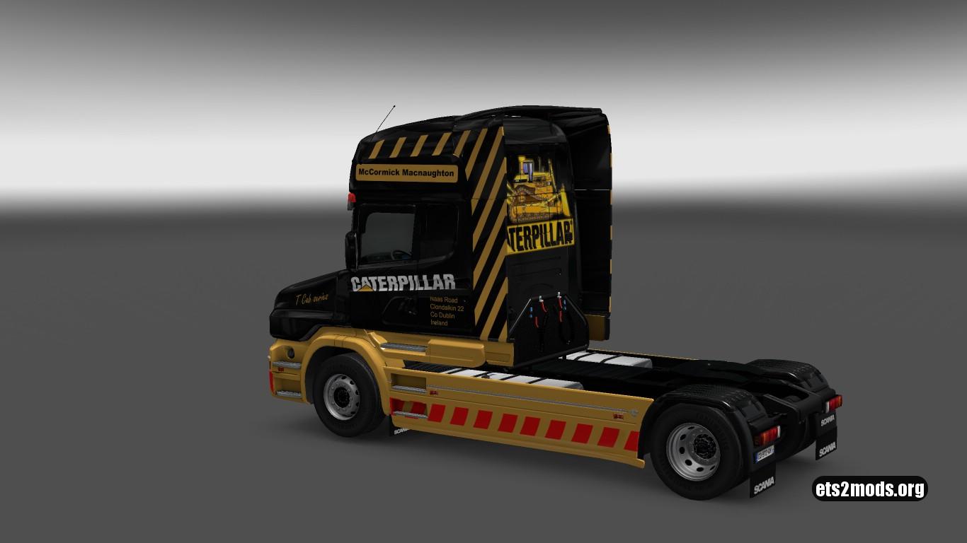 McCormick Macnaughton Skin Scania T