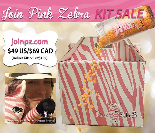 Join Pink Zebra