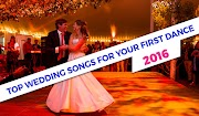 Best & Most Popular First Dance Songs