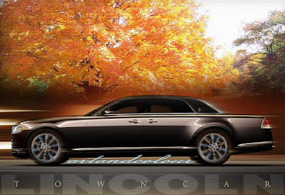 2016 Lincoln Town Car Specs Price Review