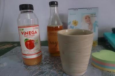 cuka apel untuk kesehatan pencernaan