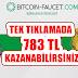 Bitcoin Faucet ile Bedava Bitcoin Kazan !! İnternetten Para Kazandıran Site !!