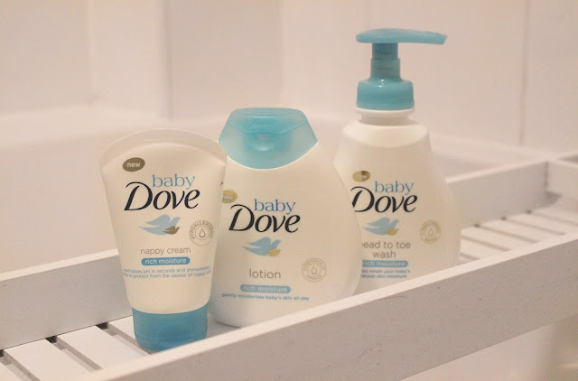 A review of Baby Dove Rich Moisture