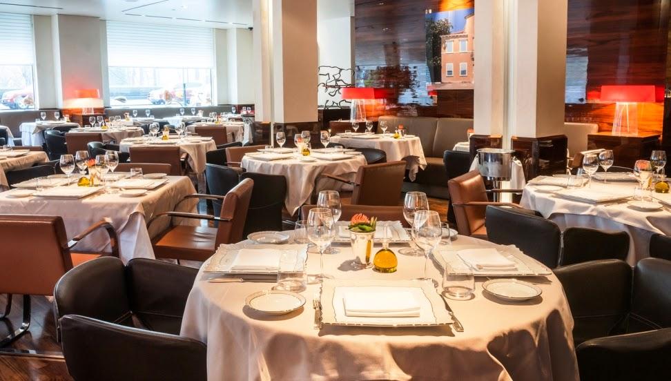Restaurante Marea em Nova York