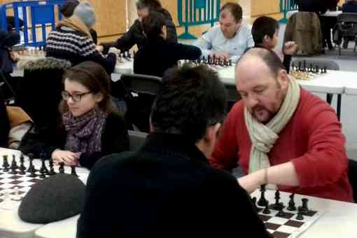 Emmanuel Delhoume, joueur du club de Vincennes s'exprime sur le retour de Garry Kasparov aux échecs - Photo © France Info