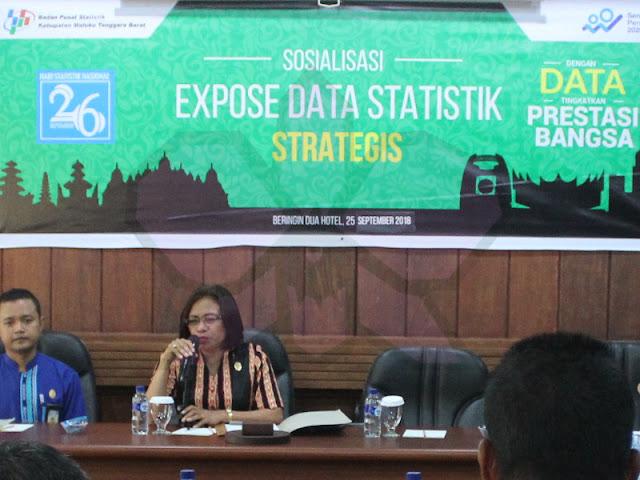BPS MTB Lakukan Pelayanan Statistik Terpadu via Teknologi Informasi