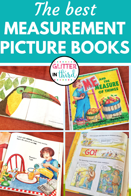 Measurement picture books