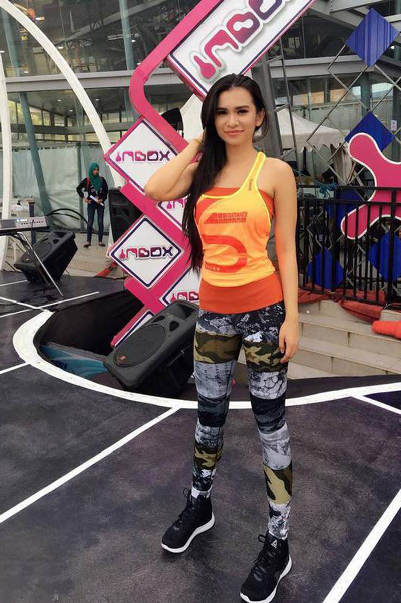 maria vania gym