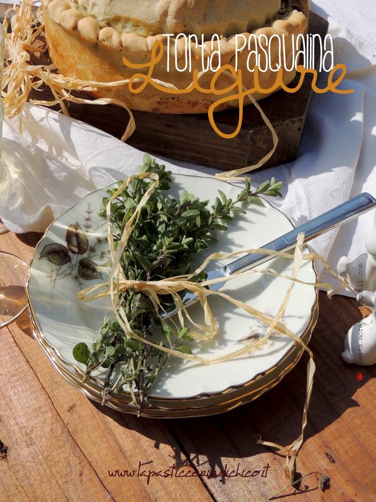 Torta Pasqualina Ligure - www.lapasticceriadichico.it