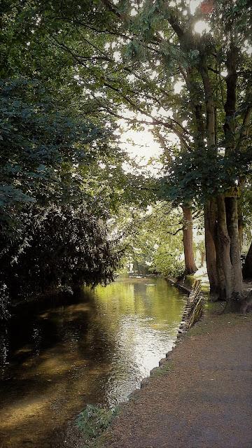 Fiume Avon Salisbury