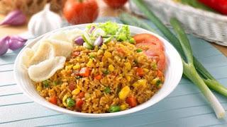 Resep Nasi Goreng resep masakan nasi goreng jawa pedas Pekalongan