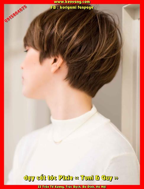 3 Kiểu tóc tomboy pixie ngắn đẹp nhất dành cho gương mặt nhỏ xinh