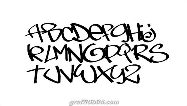 graffiti tags ideas, graffiti fonts alphabet styles