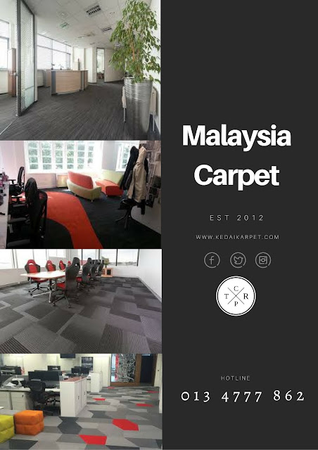 Malaysian Carpet |Office Carpet | Mosque Carpet | Vinyl Tile | Tile Carpet | Carpet Malaysia