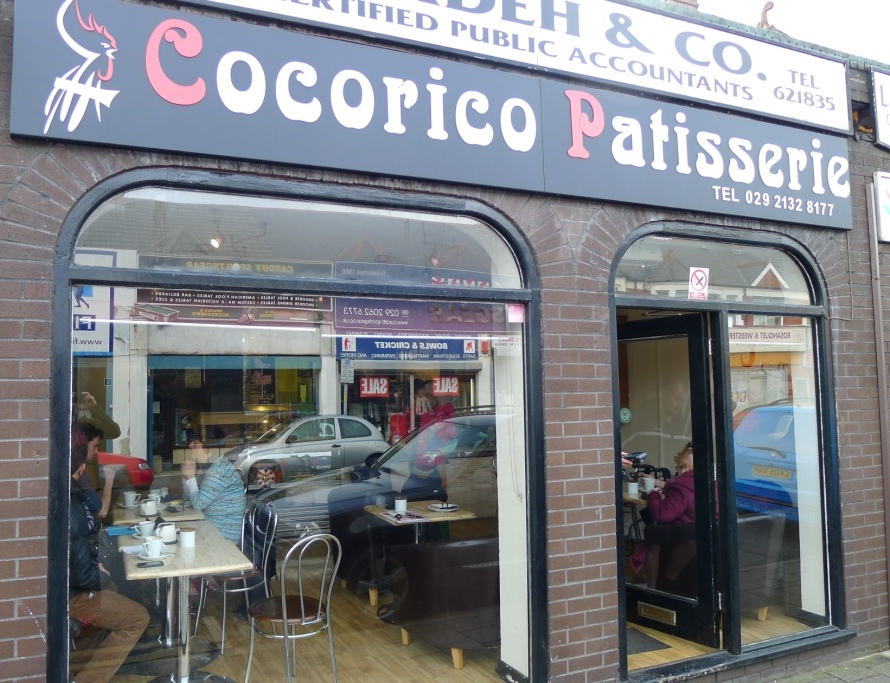 Restaurant Whitchurch Road Cardiff