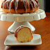 Orange Mint Bundt Cake #BundtBakers