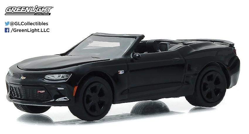 black bandit 2017 camaro convertible