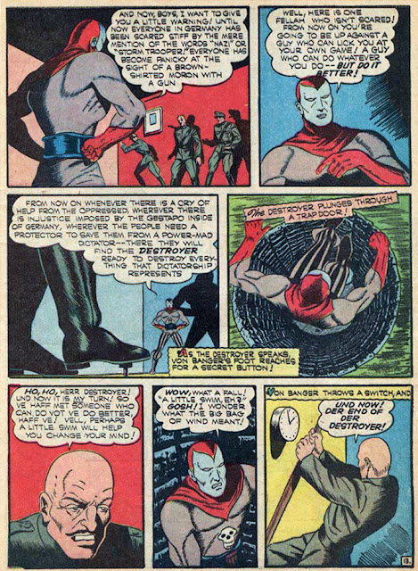 1973, East Coast Comix Humble Ec Classic Reprint #5 Weird Fantasy #13 For Improving Blood Circulation