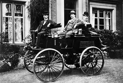 ilk elektrikli otomobil