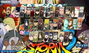 volition portion android game that is even in addition to then hounded yesteryear fans that Senki Naruto Ninja Storm  Naruto Senki Ninja Storm three v2.0 Mod+Apk