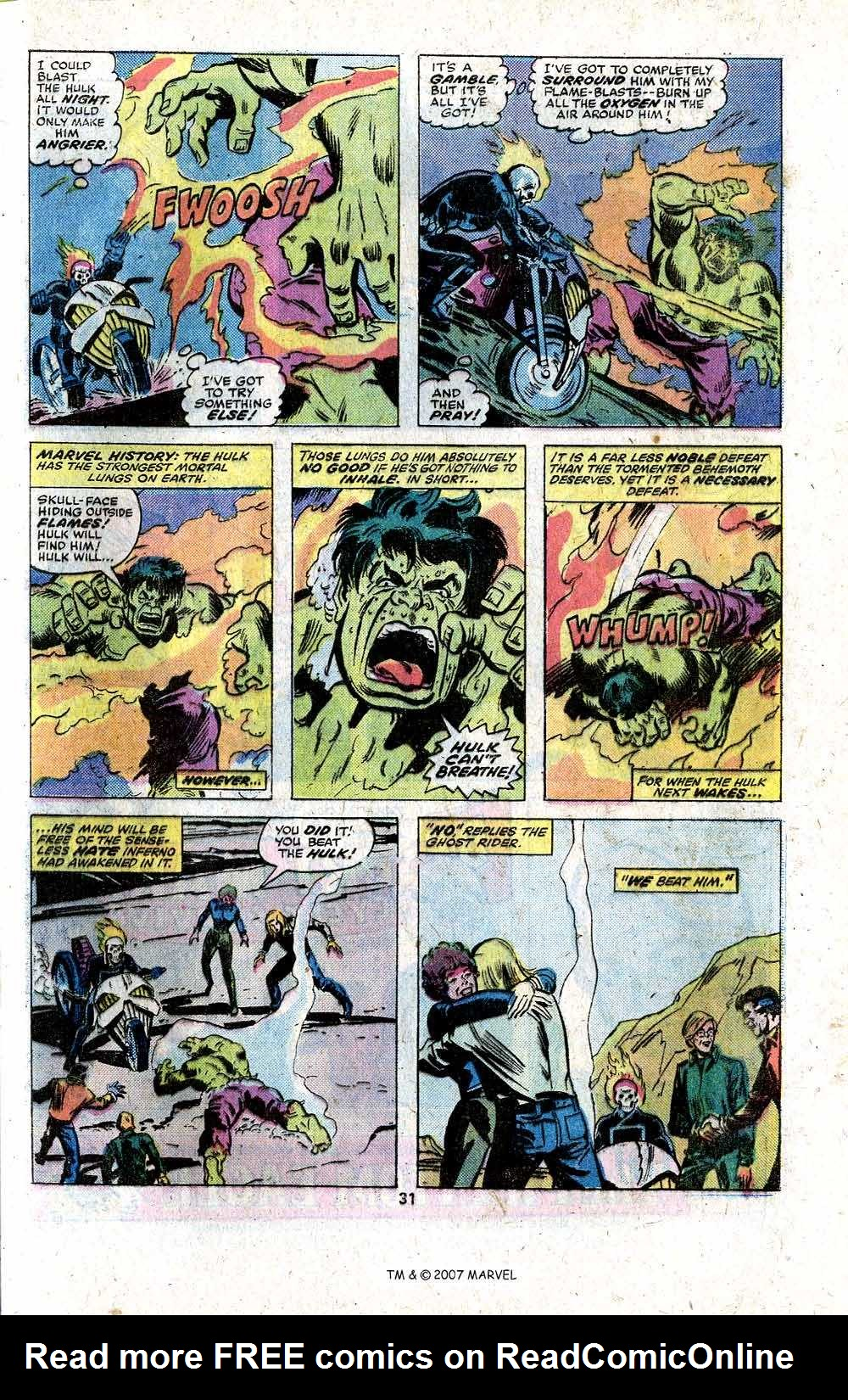 Ghost Rider (1973) Issue #11 #11 - English 33