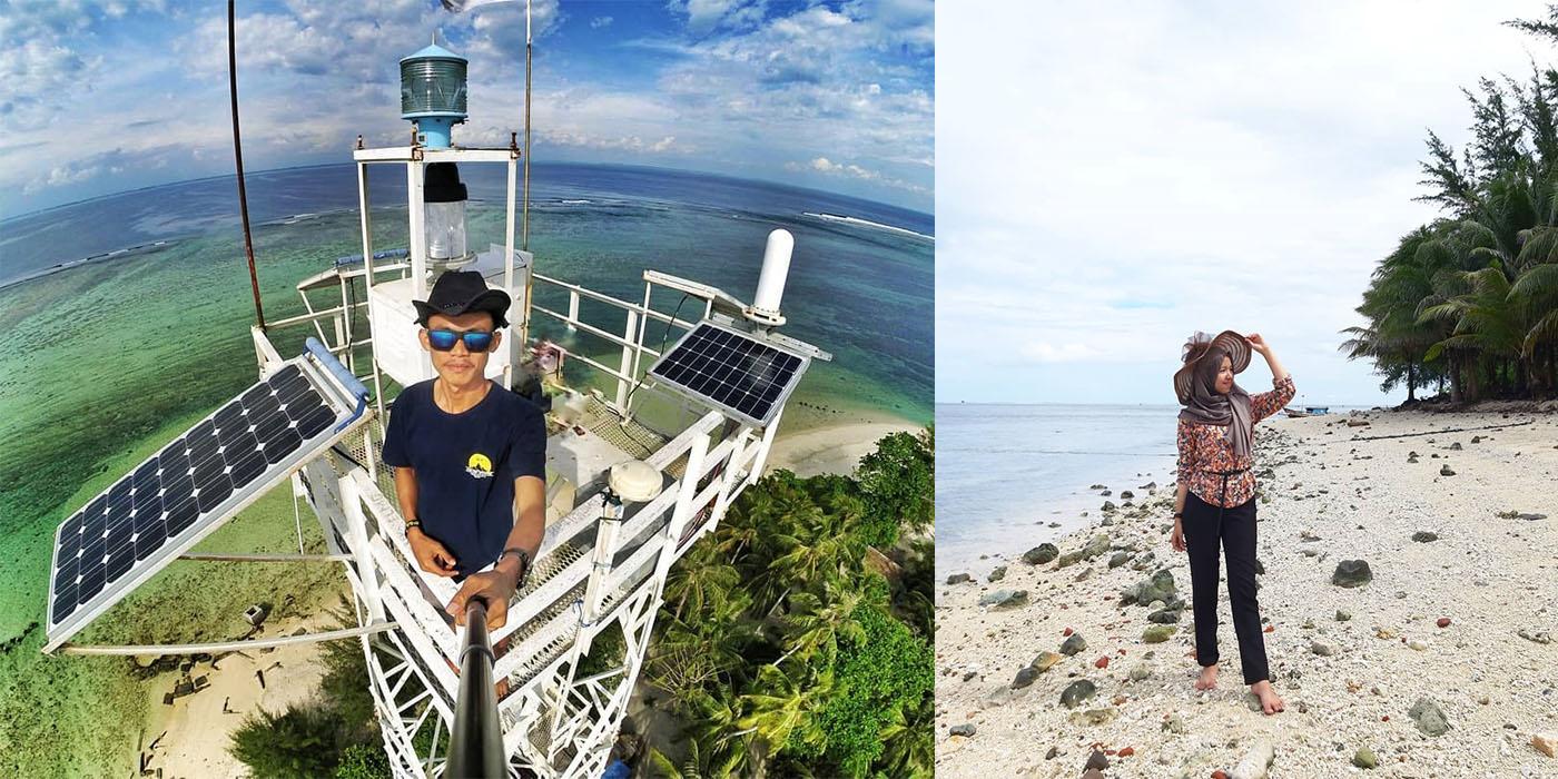 Wisata Pulau Tikus Bengkulu