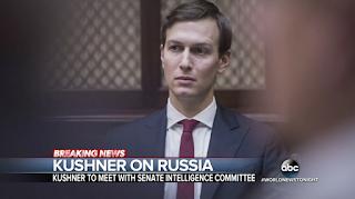 Jared Kushner to appear before Senate Intelligence Committee Monday