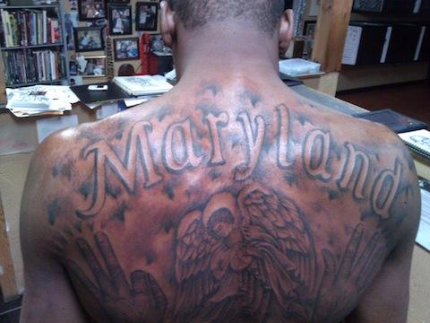kevin durant tattoo | Hearts Tattoo Designs