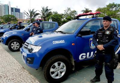 Guarda Municipal de Natal (RN) vai garantir policiamento nas unidades de saúde