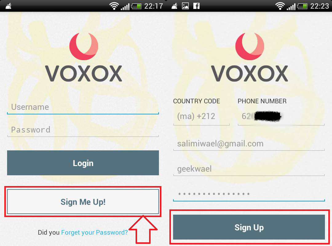 Après l introduction des données à caractère personnel recevra un message  SMS à votre téléphone d un code secret de ce dernier vous permettra  d activer le ... 22433978d6ec