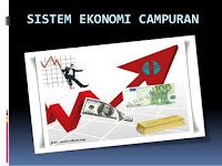 Makalah Sistem Ekonomi Campuran