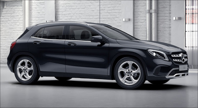 Mercedes GLA 200 2019 được thiết thế thao, vận hành mạnh mẽ