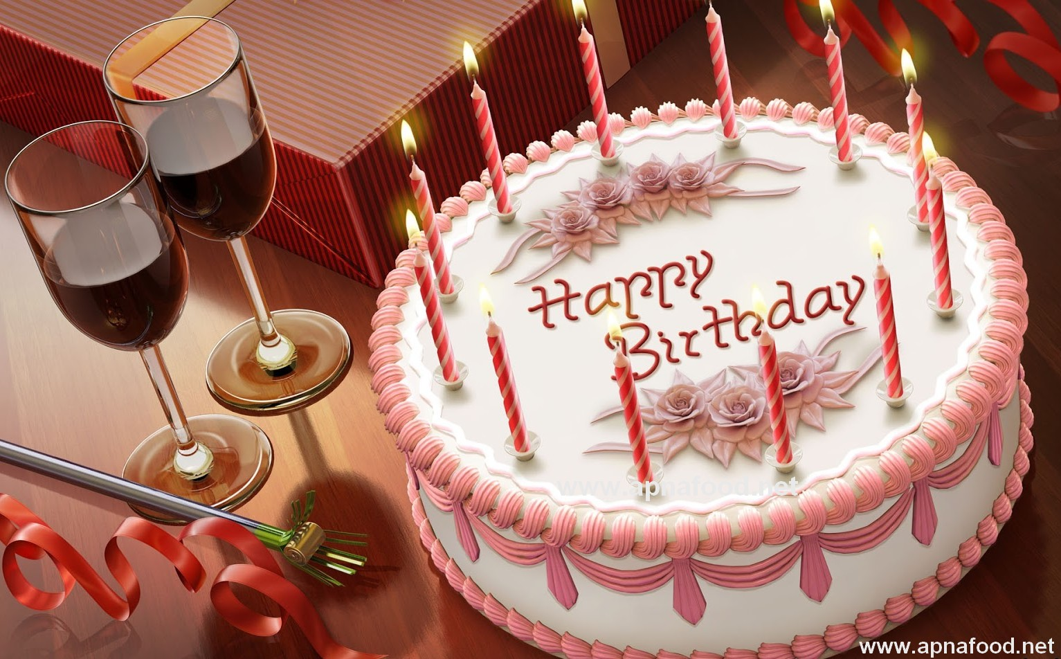 Happy Birthday Sms Birthday Messages And Birthday Wishes Apna Food