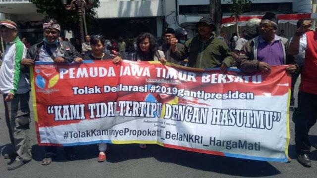 Koalisi Jokowi Sarankan #2019GantiPresiden Ganti Nama