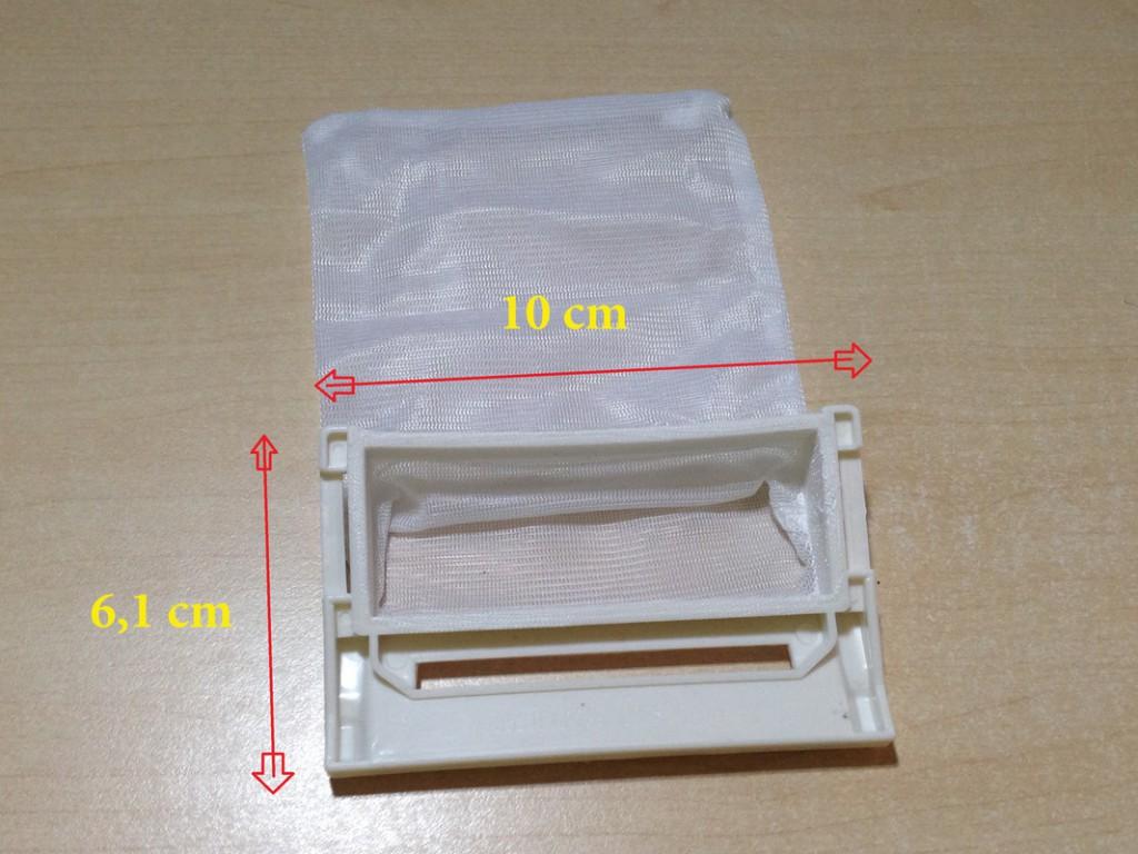 Túi lọc rác trong máy giặt LG (MSP: 123)