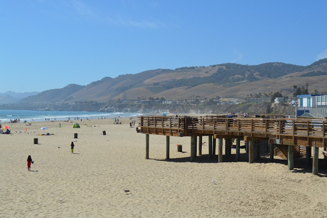Santa Maria California Beaches