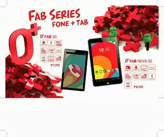 O+ Fab Nova 3G