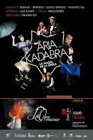 Little Opera 2018 - cartel Ariakadabra