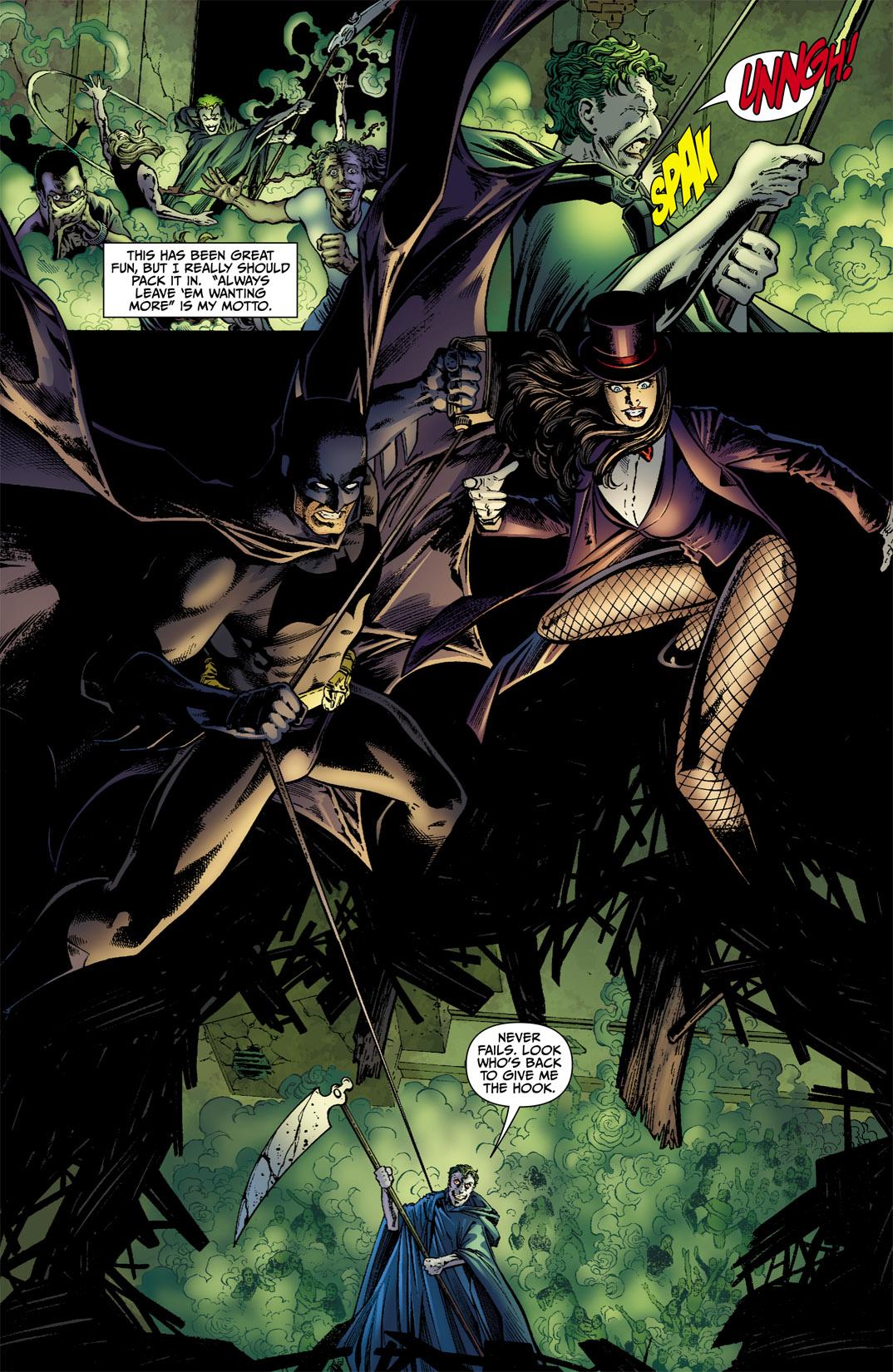 Detective Comics (1937) 834 Page 16