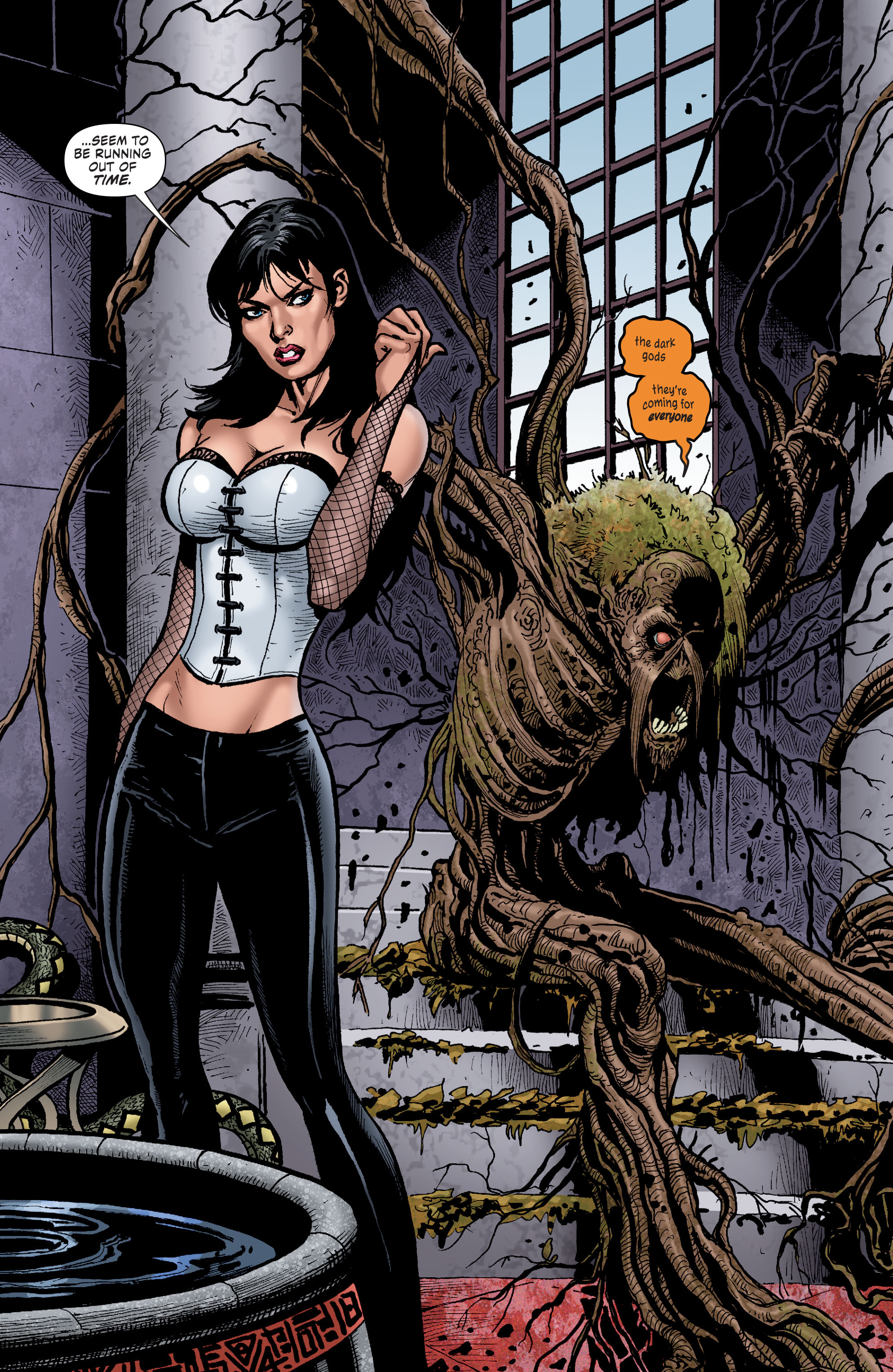 Read online Secret Six (2015) comic -  Issue #9 - 4
