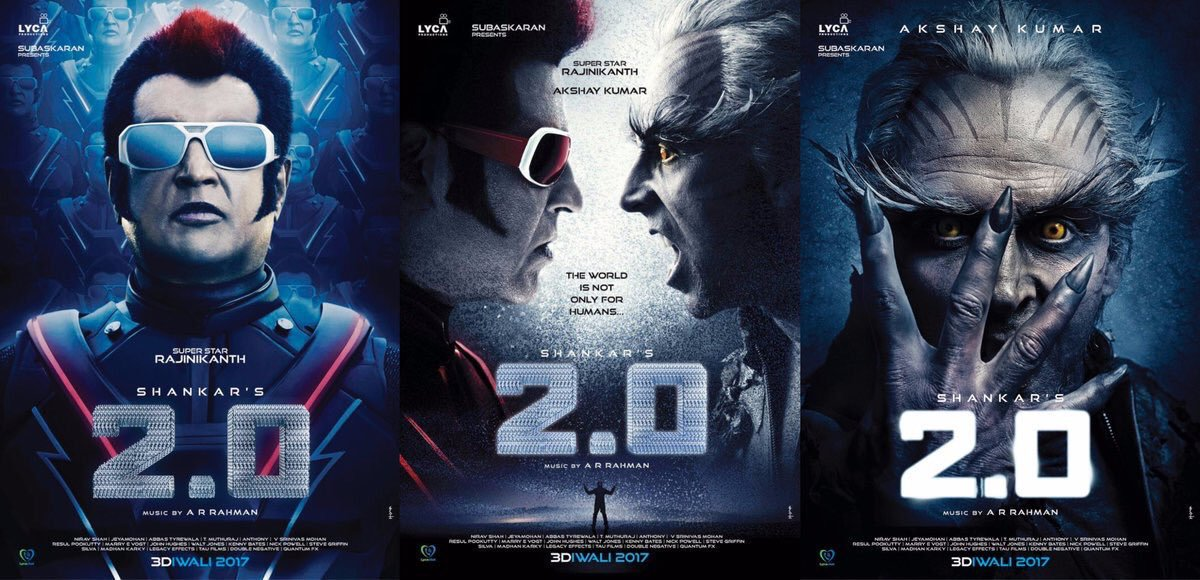 Robot 20 First Look Pictures Thepeacindia